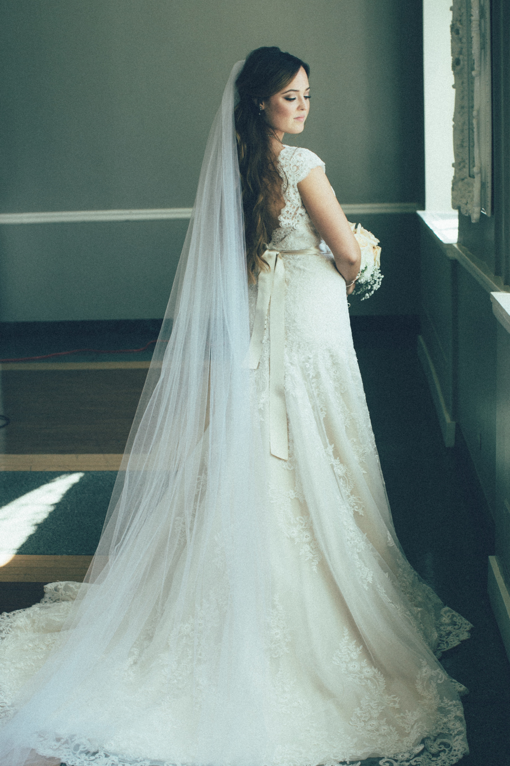 Lacey\'s Wedding Day - Styled With Lace