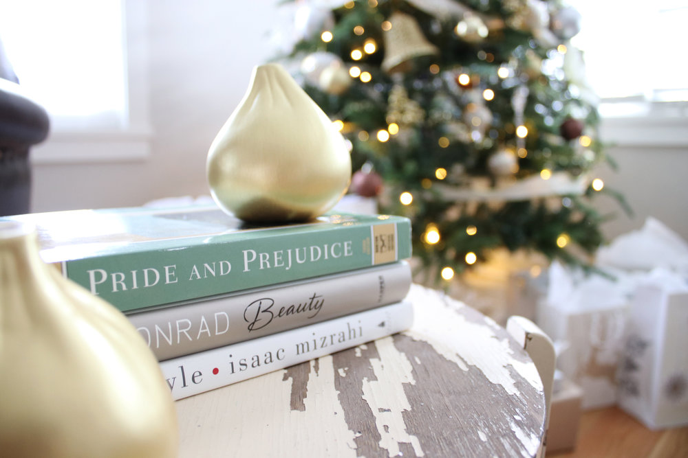 Adding Glam To Christmas Decor Styled With Lace