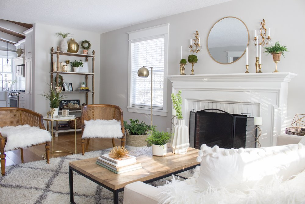 Restyle and Refresh for 2017: 7 Great Living Room Design Ideas ...
